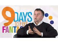 BARGAIN: 9 Days To Feel Fantastic 4CDs