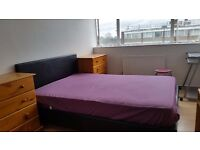 double room to rent in flat share putney heath