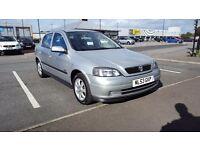 2003 Vauxhall Astra 1.6 Petrol - 2 keys - 8m MOT