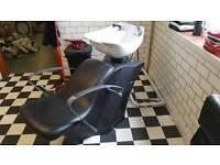 REM Backwash Unit barber/hairdressing