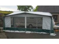 Eurovent solaria awning size J (980-1015cm)