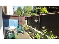 homeswap leafy belsize park groundfloor property end terrace 2 bed own garden