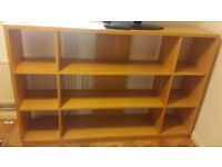 Sideboard Storage / Shelving Unit - Great solid unit!!