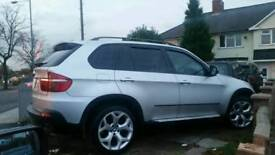 bmw x5 2008 spares repairs drives px welcome