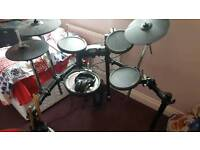 Roland td-4 drum kit