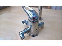 Bristan Shower Mixer and Shower Head