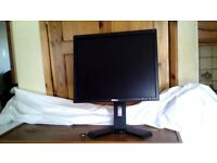 Dell Flat Panel Monitor 1908FPt