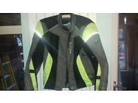 Motorcycle Men SPADA Jacket