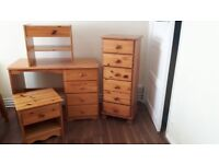 Bedroom furniture 6 pieces very cheap