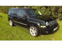 Jeep, PATRIOT SPORT, 5 Door Estate, 2359 cc, Manual, Petrol