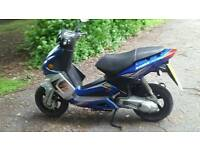 50cc full mot full logbook very good condition works perfectly 425