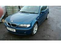 Bmw 320i spare or repair