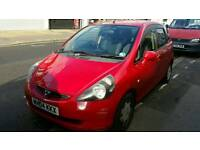 HONDA JAZZ 5 DOOR AUTOMATIC PETROL QUICK SALE