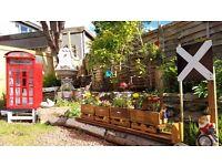 Bespoke Garden Art and Furniture - from £40.00 upwards