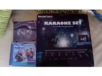 Karaoke set! 🎤