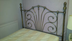 DOUBLE BED in excellent condition