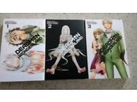Deadman Wonderland Manga volumes 1-3