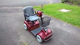 Shoprider deluxe mobility scooter excellent condition £350.00