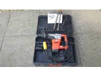 Milwaukee Kango 540S Combi Breaking Hammer - SDS Max 1100 Watt
