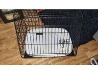 Ellie bo medium slanted dog crate