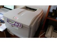 OKI C5100 Colour Laser Printer