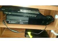 Xbox one- 500gb - 2 games and all the leads.