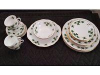 tea set (Part) colclough bone china