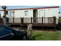 Holiday caravan to let on golden palm resort chapel st leonards