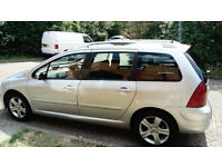 PEUGEOT 307 SW IN GOOD CONDITION