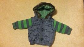 BNWOT - Boys Marks and Spencers jacket
