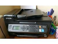 Epson workforce WF-2630 colour ink jet printer/fax/copier
