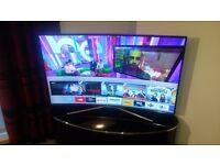 "SAMSUNG 49"" CURVED SMART 4K HDR TV, EXCELLENT CONDITION."