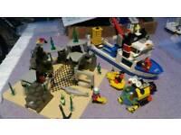 LEGO 6560 Diving Set RARE!
