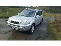 Nissan x trail 2.5 petrol