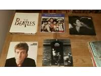 Beatles/Lennon LP's for sale