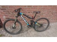 Vitus Escarpe 2015 29er XL Full suspension Mountain bike