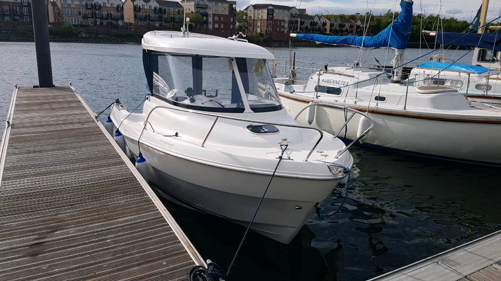 Quicksilver 530 Pilothouse Boat Weekender In Whitley Bay