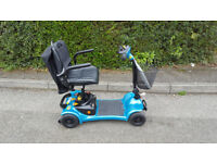 Car Boot Ultralight 480 Lightweight Portable Mobility Scooter