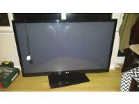 "50"" LG TV for only £150"