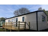 New Willerby Holiday Caravan for Sale, pet friendly, independent park in beautiful countryside
