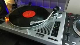 Kam, deck, vinyl Turntable