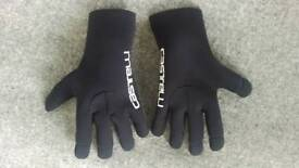 Castelli Neoprene cycling glove XL