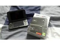Nintendo 'New' 3DS XL metallic black