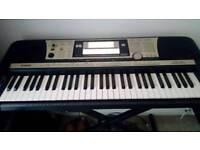Yamaha PSR 740 Keyboard