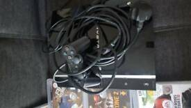 PlayStation 3 and game bundle