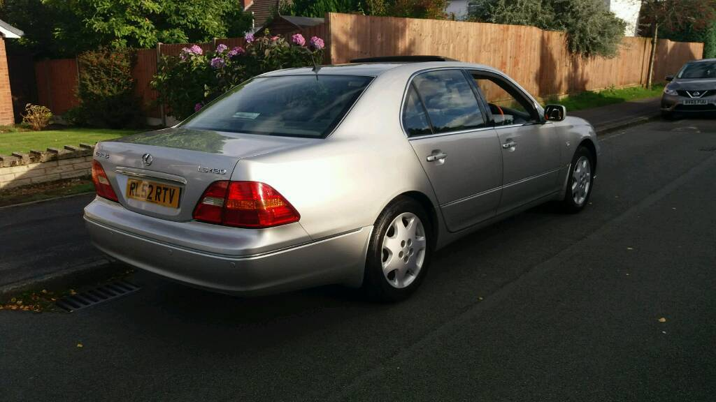 LEXUS LS430 *** FULLY LOADED *** CAMBELT CHANGED AT 125K ***