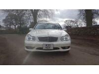 Mercedes Benz C32 Amg for sale  Glenrothes, Fife