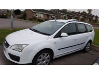 Ford Focus Estate 1.8TDI