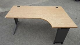 L SHAPE OFFICE DESKS
