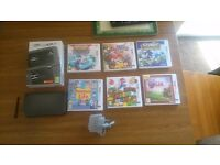 New nintendo 3DS & 6 games